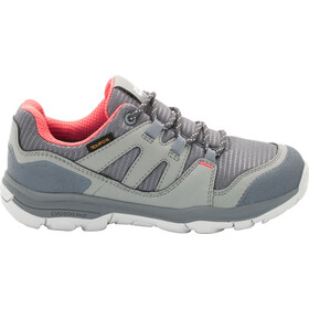 Jack Wolfskin MTN Attack 3 Texapore Low-Cut Schuhe Kinder titanium